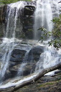Waterfall in Cashiers NC | North Carolina Vacation Rentals