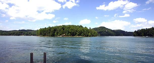 Lake Glenville NC