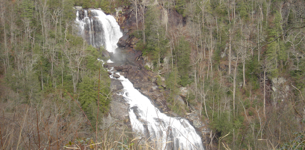 Cashiers NC Area Hiking Trails