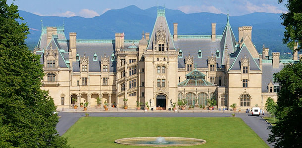 Things to do in Cashiers NC Biltmore Estates