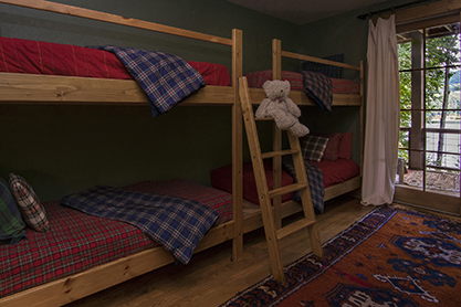 Bunk Room (a favorite for kids)