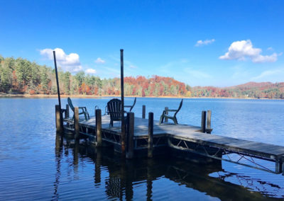 Dock at Deer Run
