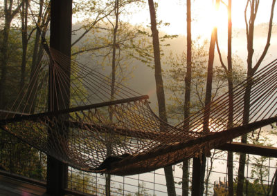 Hammock for Lakeside Napping