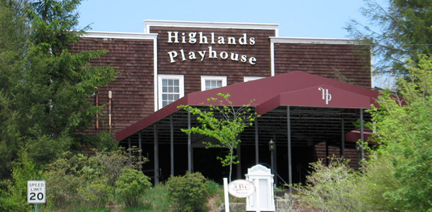 Things to do in cashiers nc highlands playhouse